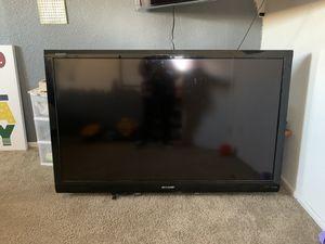 """60"""" Sharp Tv (plasma) for Sale in Glendale, AZ"""