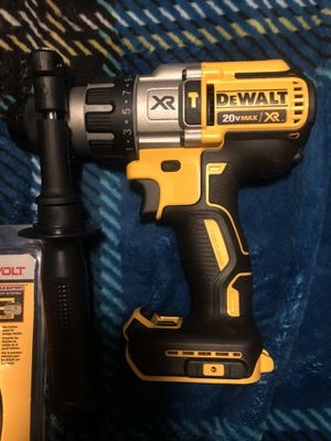 DEwALT HAMMER 3 modes DRILL 60v/6.0ah for Sale in Berkeley, CA