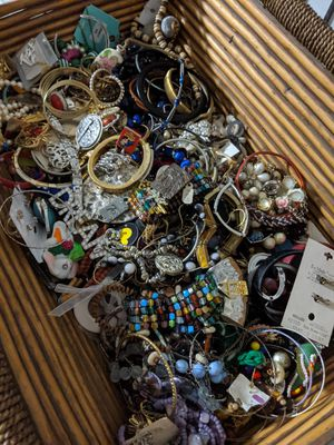 Craft and wear jewelry lot for Sale in Gilbert, AZ