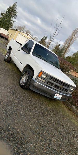 1996 Chevy Silverado for Sale in Puyallup, WA