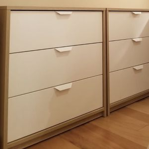 Modern 3 Drawer Chest for Sale in Washington, DC