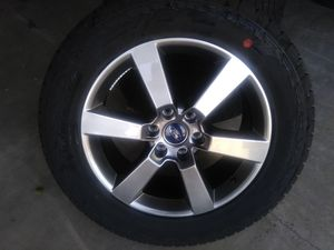 2018 ford f150 sport 20 new rims and tires for Sale in Jurupa Valley, CA