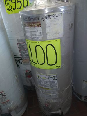Water heater 40 galones for Sale in Los Angeles, CA