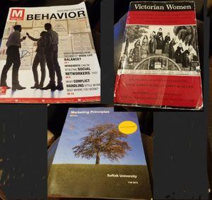 College books for sale for Sale in Medford, MA