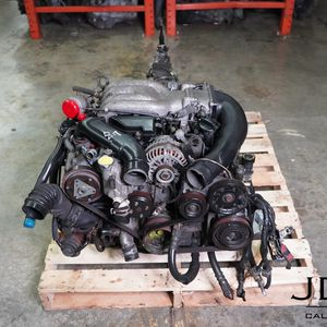 JDM 13BTT Engine With Manual Transmission 13B Mazda RX-7 Fd for Sale in Ontario, CA