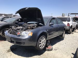 2004 Audi A6 Part Out for Sale in Stockton, CA