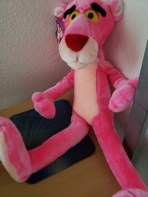 Vintage 1996 Plush pink panther New for Sale in Upland, CA