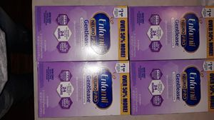 Four boxes if Enfamil gentlease for Sale in Renton, WA