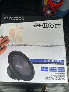 Kenwood subwoofer for Sale in Denver, CO