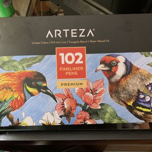 Arteza Fine liner Pens Set for Sale in Paradise, CA