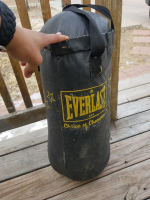 Punching bag for Sale in Pueblo, CO