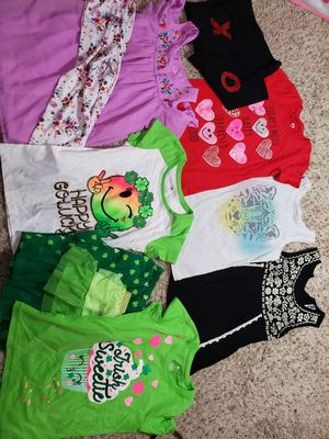 Girls Size 7/8 clothes Bundle for Sale in Round Rock, TX