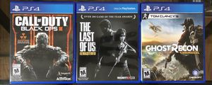PS4 Games for Sale in Aspen Hill, MD