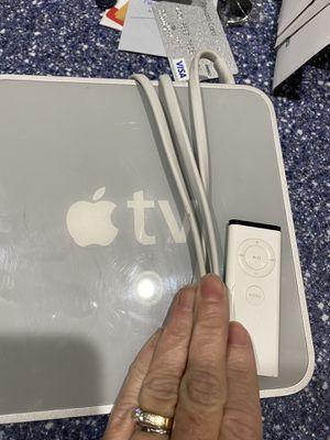 Generation 1 Apple TV with remote for Sale in Los Altos, CA