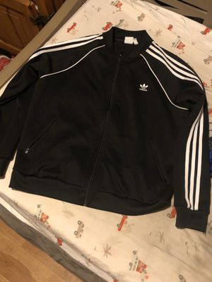 Adidas track sweater size Large for Sale in Los Angeles, CA