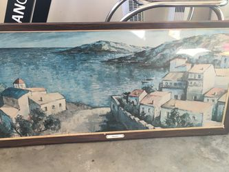 Vintage Framed Art Print for Sale in SeaTac,  WA
