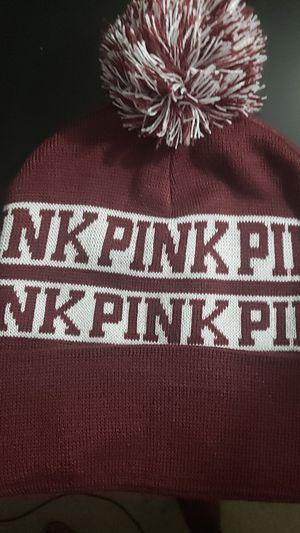 Victoria Secret pink hat for Sale in FAIRMOUNT HGT, MD