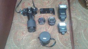Nikon 35 mm, auto advance, zoom and flash for Sale in Mesa, AZ