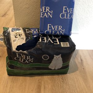 Free Everclean cat litter for Sale in Nicasio, CA