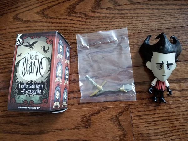 Don't Starve collectible figure: Wilson