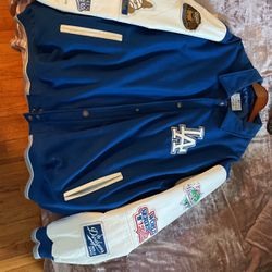 Vintage Limited EDITION Dodger Jacket for Sale in Gardena,  CA