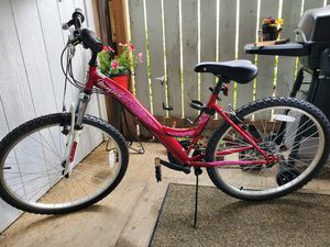 18 speed Girls Mongoose Bike for Sale in Gresham, OR