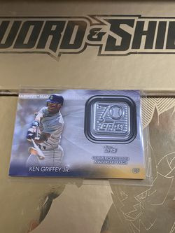 Can Griffey Junior 70th anniversary patch 70LP/KG for Sale in Stockton,  CA