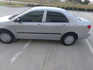 2005 TOYOTA COROLLA for Sale in Lancaster, TX
