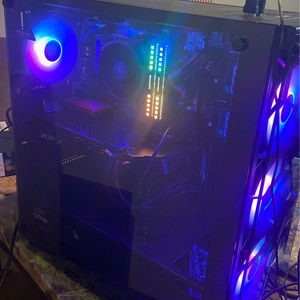 Custom built RGB Gaming PC for Sale in Matthews, NC