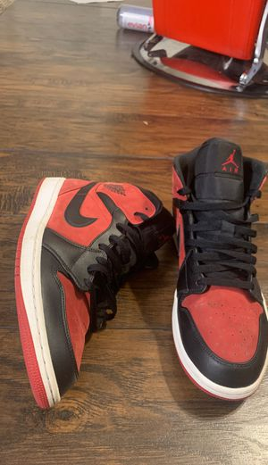 SIZE 11.5 Air Jordan Retro 1s for Sale in Milwaukee, WI