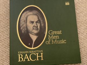 J. S. Bach Vinyl collection for Sale in Alexandria, VA
