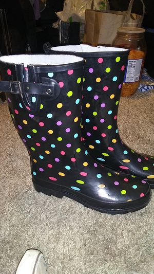 Western chief rain boots for Sale in Tacoma, WA