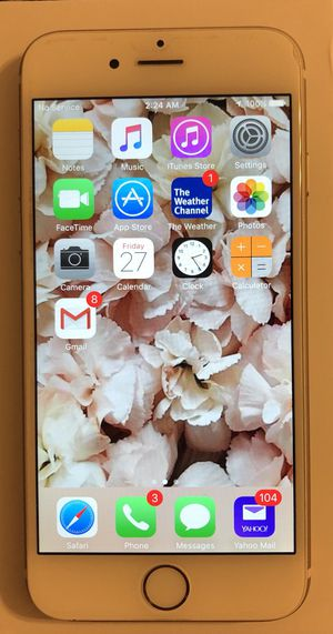 IPhone 6- 64GB for Sale in Fairfax, VA