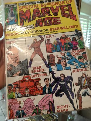 Marvel Age Comic! Rare! Fantastic condition!!! for Sale in Atlanta, GA