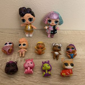 L. O.L LOL SURPRISE DOLL Bling Glitter Series B-003 PRANKSTA Sister Sis Babies And Pets for Sale in Kenmore, WA