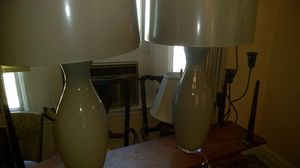 Hey I'm beautiful great lamps with Chase excellent condition for Sale in Washington, DC