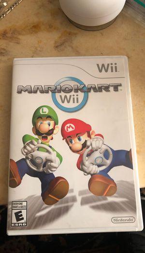 Mario kart wii Game $15 for Sale in Phoenix, AZ
