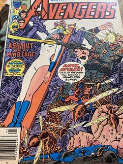 Avengers 195, 1st Cameo Appearance Of Taskmaster, Marvel for Sale in Piscataway,  NJ