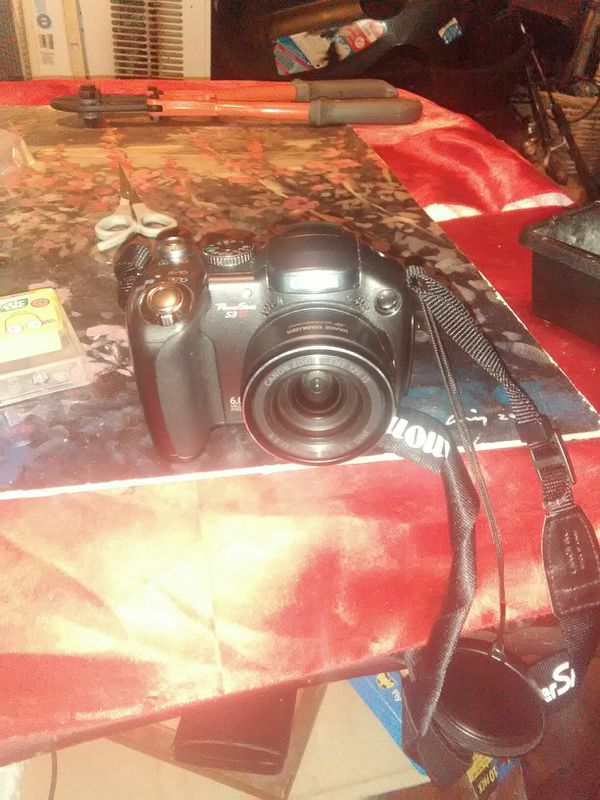 Canon digital camera and recorder