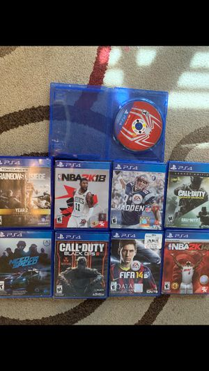 Ps4 games for Sale in Riverside, CA