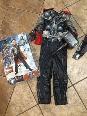 Thor costume size 3t-4t for Sale in Phoenix, AZ