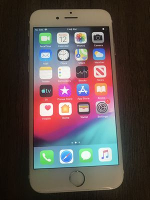 iPhone 6 (Gold) 16 GB for Sale in Bedford Park, IL