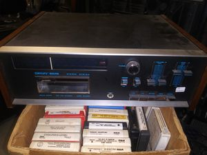 200 plus 8 track tapes Classic Rock, some Country R&B for Sale in Elk Grove, CA