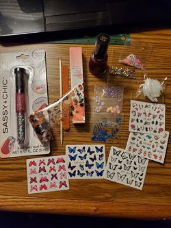 Huge nail art kit for Sale in Wenatchee,  WA