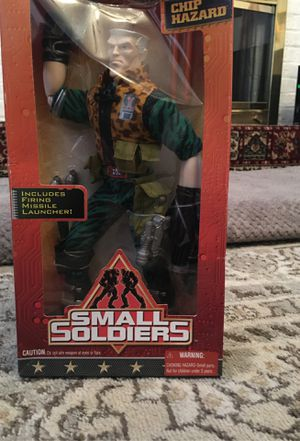 SMALL SOLDIRES CHIP HAZARD for Sale in Duluth, GA