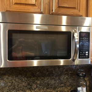 Over The Range-Kitchen Aid Microwave for Sale in Fremont, CA