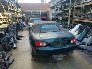 Mazda miata parts for sale !!engine transmission all parts for sale 818•765•4848 for Sale in Burbank, CA