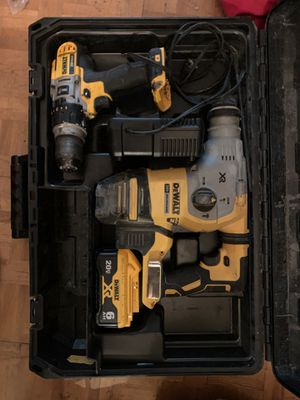 DEWALT ROTARY DEMO HAMMER DRILL DCD985 DCH293 20v 20 v flexvolt for Sale in Oakland, CA