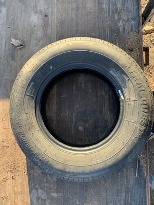 4 used trailer tires for Sale in Hempstead, TX
