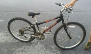 "Raleigh M20 entry-level 12"" frame, mountain bike, juvenile or 5'4"" and under, good condition, ding on crossbar. for Sale in Smyrna, GA"